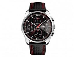 Мужские часы Skmei 9106 (красный)