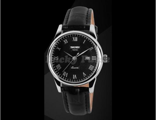 Женские часы Skmei 9058 (сталь)