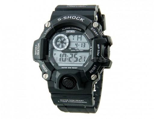 Спортивные часы Skmei 1019 (черный)