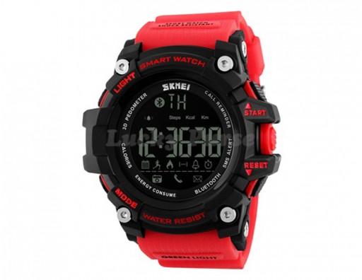 Спортивные часы Skmei 1227 (красный)