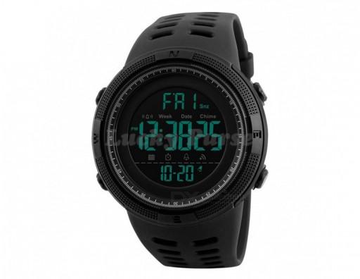 Спортивные часы Skmei 1251 (черный)