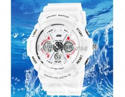 Спортивные часы Skmei 0966 (белый)