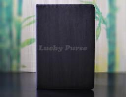 Чехол для iPad mini 3/2/1 из искусственной кожи (венге)