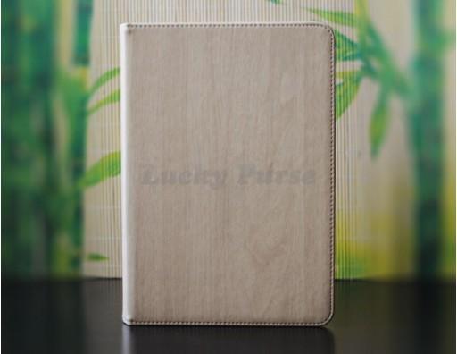 Чехол-книжка для iPad Mini 3/2/1 под дерево