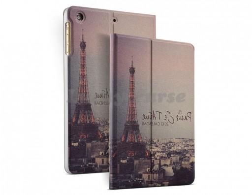 """Смарт чехол-книжка для iPad Mini 3/2/1 """"Эйфелева Башня"""""""