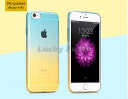 "Чехол-накладка для iPhone 4/4S ""Градиент"""