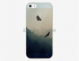 "Чехол для iPhone 5S/5 ""Free eagle"""