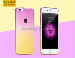 Чехол-накладка для iPhone 5S/5 Градиент