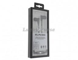 Наушники с микрофоном ELMCOEI EV110 (черный)