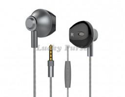 Наушники с микрофоном Langsdom F9 (черный)