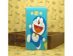 "Чехол-бампер для Samsung Galaxy A7 ""Doraemon"""
