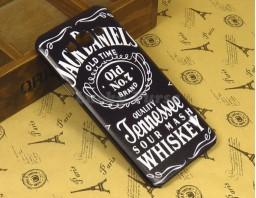 """Чехол-бампер для Samsung Galaxy A8 """"Jack Daniels"""""""