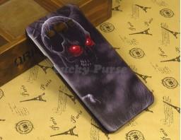 "Чехол-бампер для Samsung Galaxy A8 ""Skull"""