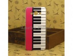 "Чехол-бампер для Samsung Galaxy A8 ""Piano"""