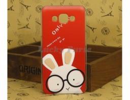 "Чехол для Samsung Galaxy E7 Duos ""Rabbit"""