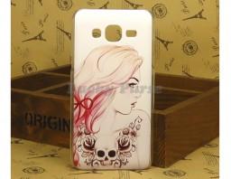 "Чехол для Samsung Galaxy J5 ""Shape"""