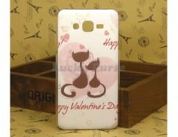"Чехол для Samsung Galaxy J7 ""Two cats"""