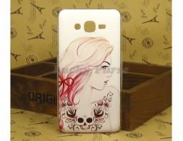 "Чехол для Samsung Galaxy J7 ""Shape"""