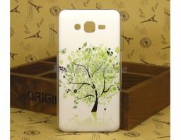 "Чехол для Samsung Galaxy J7 ""Tree"""