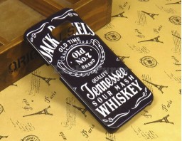 "Чехол-бампер для Galaxy S6 Edge ""Jack Daniels"""