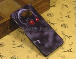 "Чехол-бампер для Galaxy S6 Edge ""Skull"""