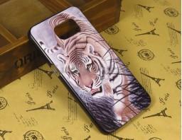 """Чехол-бампер для Samsung Galaxy S6 """"Tiger"""""""