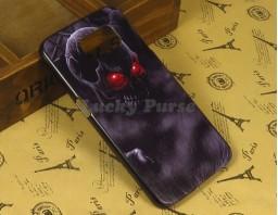 "Чехол-бампер для Samsung Galaxy S6 ""Skull"""