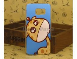 """Чехол-бампер для Samsung Galaxy S6 """"Giraffe"""""""