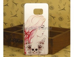 "Чехол-накладка для Galaxy S6 Edge+ ""Shape"""