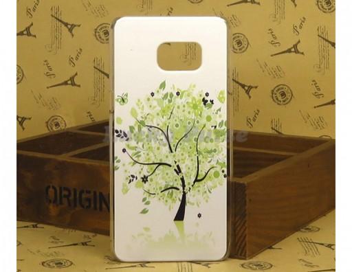 "Чехол для Samsung Galaxy S6 Edge+ c принтом ""Дерево"""