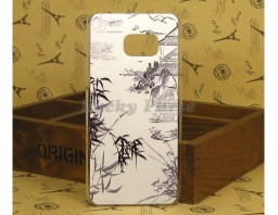 "Чехол-накладка для Galaxy S6 Edge+ ""Bamboo"""