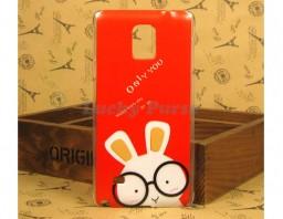 "Чехол для Samsung Galaxy Note 4 ""Rabbit"""