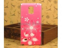 "Чехол для Samsung Galaxy Note 4 ""Pink flash"""