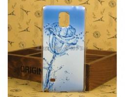 "Чехол для Samsung Galaxy Note 4 ""Water"""