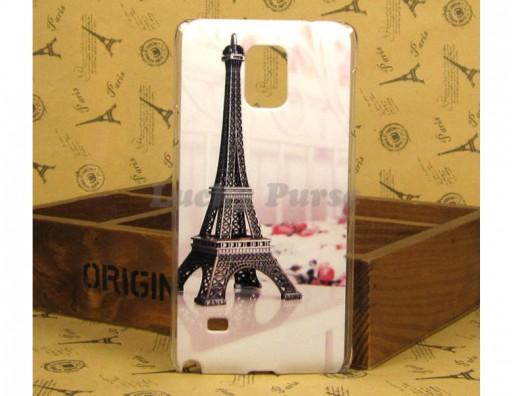 "Чехол для Samsung Galaxy Note 4 ""Париж"""